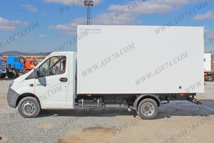 Фото: Изотермический фургон Газель Next