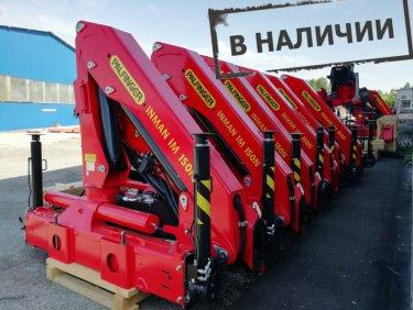 фото: КМУ ИМ-150N под спецтехнику на шасси Урал, Камаз