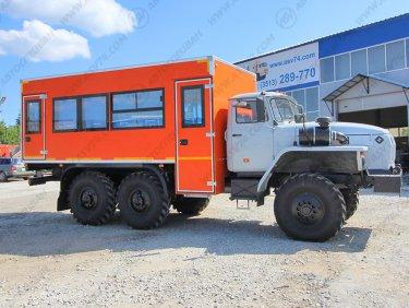 фото: Автобус вахтовый 20 мест, УРАЛ 4320-1112-61Е5