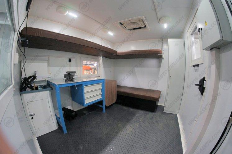 Фото: Лаборатория исследование скважин АИС (3 спальных места)