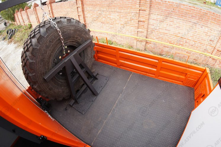 Фото: Агрегат ремонтно-сварочный АРС КамАЗ 43502