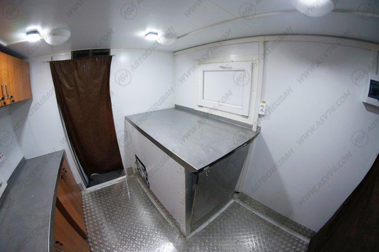 Фото: Передвижная проявочная лаборатория КамАЗ 43502