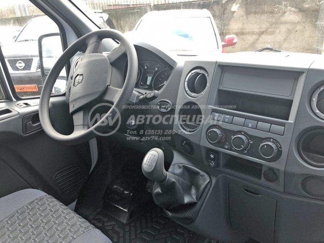Фото: Автомобиль бортовой ГАЗель NEXT-А21R32