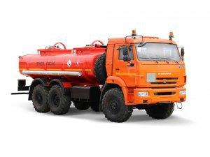 Фото: Автоцистерна для светлых ГСМ (бензовоз) АЦ-11,5 КАМАЗ-43118