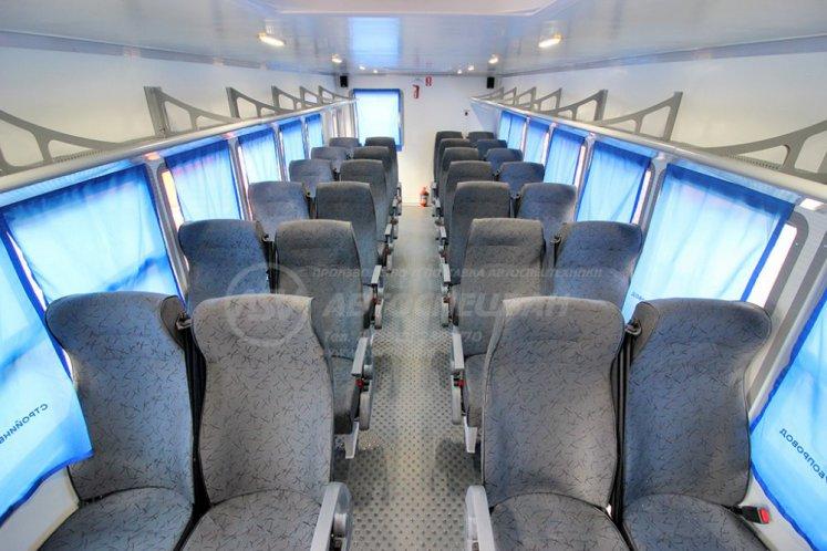 Фото: Вахтовый автобус КАМАЗ 43118-3027-50, 28 мест LUXE