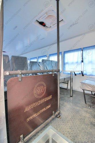 Фото: Вахтовый автобус Урал 4320-4972-80Е5, 28 мест
