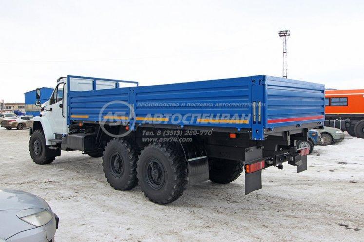 Фото: Бортовой автомобиль Урал NEXT 4320-5911-72
