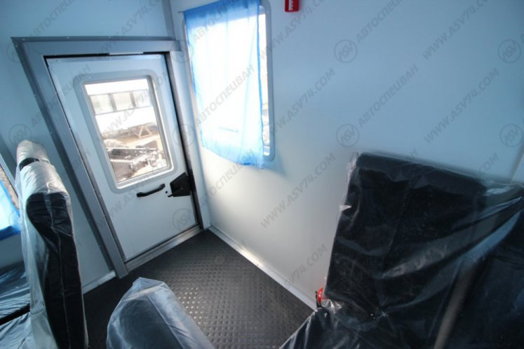 Фото: Вахтовый автобус Урал NEXT43206-6151-71(Е5) Г38, 20 мест