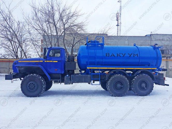 Фото: МВ-10 Урал 4320-1912-60Е5
