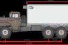 Фото: Изотермический фургон с ХОУ ThermoKing Урал 4320