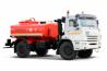 Фото: Автоцистерна для светлых ГСМ (бензовоз) АЦ-7,5 КАМАЗ-43502