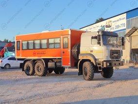 Фото: Автобус вахтовый 28 мест Урал 4320-4971-80М
