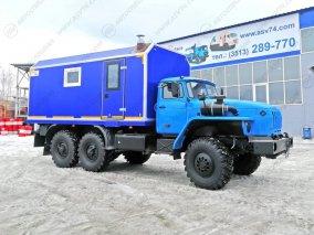 Фото: Транспортно-бытовой автомобиль Урал 4320-1112-61