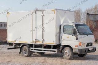 фото: Мультитемпературный фургон Hyundai HD-65