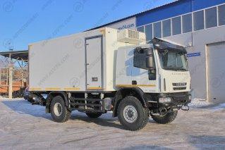 Фото: Фургон изотермический Iveco Cargo MLL150E28WS