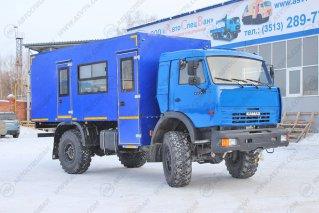Фото: Vahtovyy_avtobus_10 mest_kamaz_43502