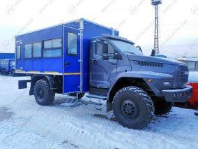 Фото: Вахтовый автобус АСВ 7721 Урал NEXT43206-6151-71(Е5) Г38, 22 места